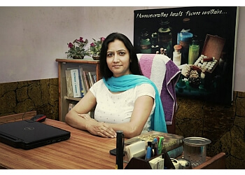 Dr. Sandeep Kaur (The Healing Artist)