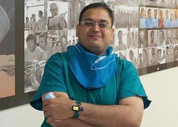 Dr. Sanjay C Porwal, MBBS, MD, DNB, FAPSIC, FSCAI, FACC