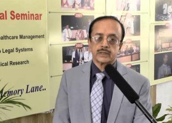 Dr. Sanjay Gupte, MD, DGO, FICOG, LLB, FRCOG