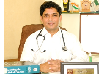 Dr. Sanjay Ramteke, MBBS, MD, DM