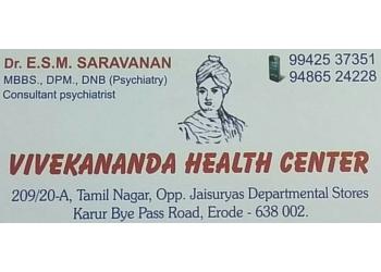 Dr.Saravanan ESM, MBBS, DPM, DNB (Psychiatrist)