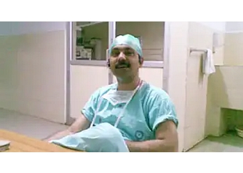 Dr. Sathishchandra B.K, MBBS, MS, M.Ch