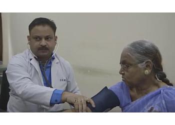 Dr. Satyajit Sahu, MD, DM - DIABETIC CLINIC
