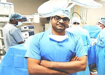 Dr. Saurabh Gaur, MBBS, MS, M.Ch - UP STONE & UROLOGY CENTER
