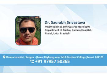Dr. Saurabh Srivastava, MBBS, MD, DM - PRATAP GASTRO AND LIVER CLINIC, KAMLA HOSPITAL