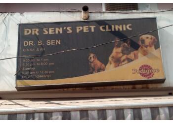 Dr. Sen's Pet Clinic