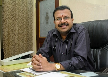 Dr. Senthilkumar Nallusamy, MBBS, MD, DNB, MNAMS, FACC