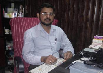 Dr. Sharad Agarwal, MD