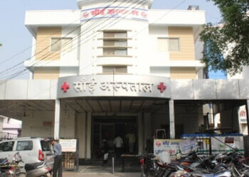 Dr. Sharad Agrawal, MBBS, MD, MD, DM (NEPHRO) - Sai Hospital