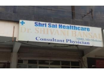 Dr. Shivani Bansal, MBBS, MD - Shri Sai Health Care