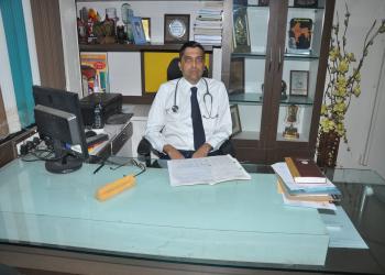 Dr. Shreerang Godbole, MD,  MNAMS, DNB