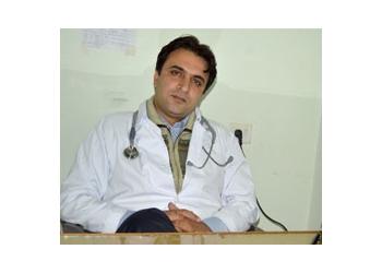 Dr. Siddharth Bindroo, MBBS, MRCP