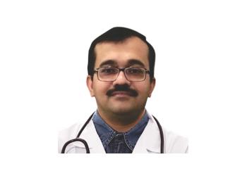 Dr. Sidharth Mukerjee, MBBS, MD, DM