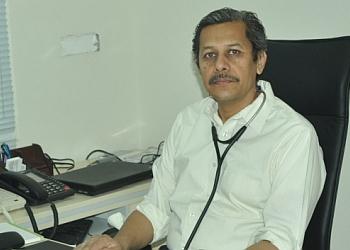 Dr. Skand Kumar Trivedi, MBBS, MD, DM, FACC, MNAMS, FESC