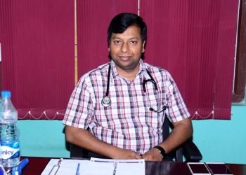 Dr. Soumyadarshan Nayak, MBBS, MD, DM