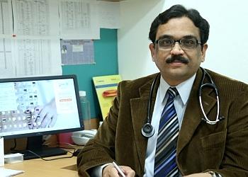 Dr. Sudheer Saxena, MBBS, MD, DM