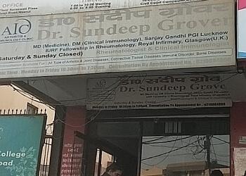 Dr. Sundeep Grover, MBBS, MD, DM