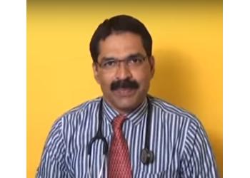 Dr. Suresh B V, MBBS, MD, DM, DNB