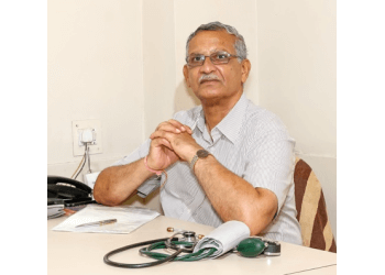 Dr. Suresh Kumar Somani, MBBS, MD, DM