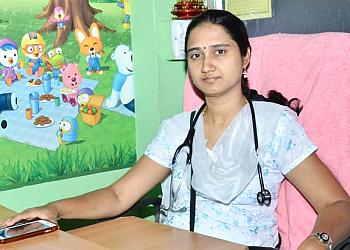 Dr. Sushma Shrikanth Ramanagoudar, MBBS, MD
