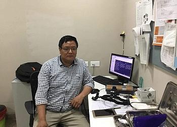 Dr. Tshering Dorjee Sherpa, MBBS, MS