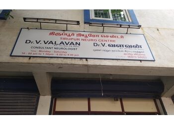 Dr. V. Valavan, MBBS, MD, DM  TIRUPUR NEURO CENTRE