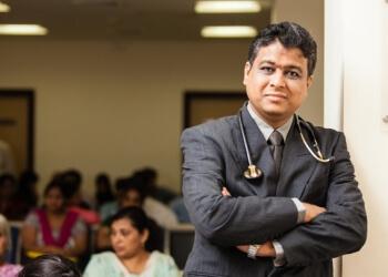 Dr. Vijay Gajanan Surase, MBBS, MD, DM, FACC, FCCP