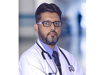 Dr. Vijay Kumar Binwal, MBBS, MD, DM
