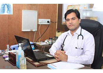DR. VINOD KUMAR JANGID, MBBS, MD