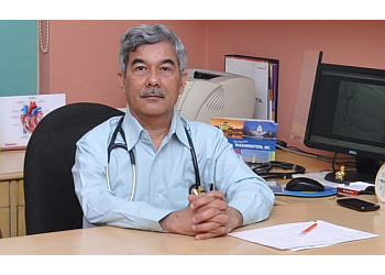 Dr. Virendrasinh C Chauhan, MBBS, MD