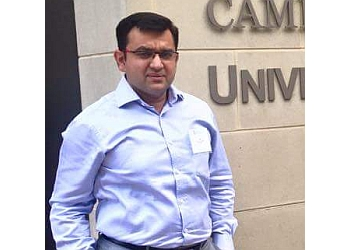 Dr. Vishal Arya, MBBS, MD, FCCP
