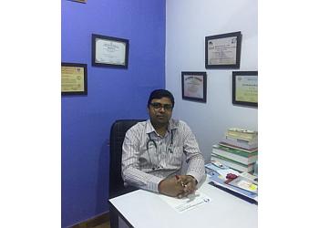 Dr. Vivek Ruhela, MBBS, MD, DM