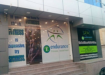 Endurance Fitness Redefined
