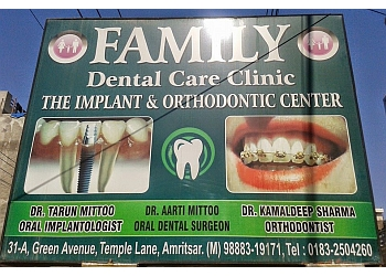 FAMILY DENTAL CARE CLINIC
