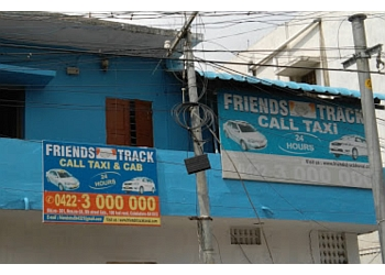 FRIENDS TRACK CALL TAXI & CABS
