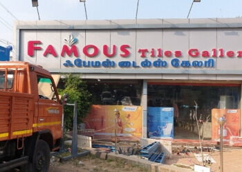 Famous Tiles Gallery
