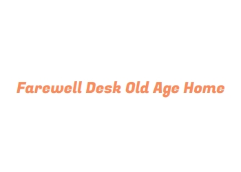 Farewell Desk Old Age Home