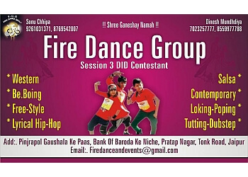 Fire Dance Group and events