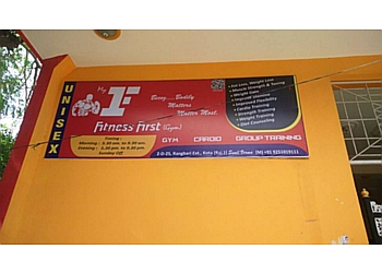 Fitnes First
