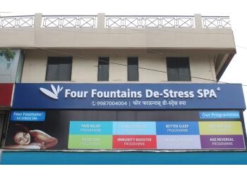 Four Fountains De-Stress Spa
