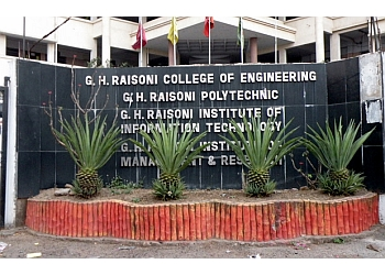 G. H. RAISONI COLLEGE OF ENGINEERING