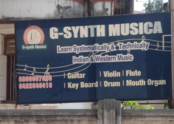 G Synth Musica
