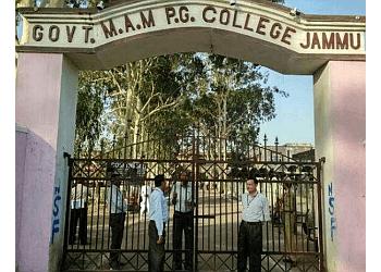 Govt. M.A.M PG College