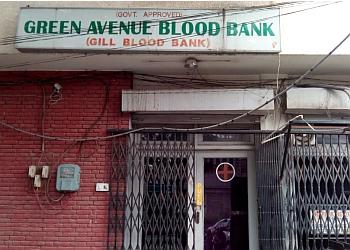Green Avenue Blood Bank