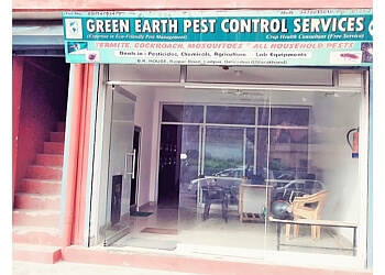 Green Earth Pest Control Services