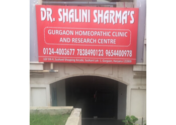 Gurgaon Homoeopathic Clinic & Research Centre