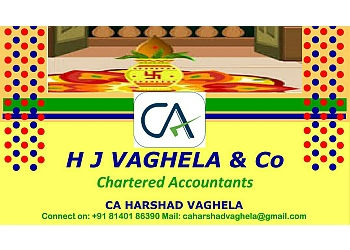 H J VAGHELA AND CO CHARTERED ACCOUNTANTS