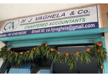 H J VAGHELA & CO CHARTERED ACCOUNTANTS