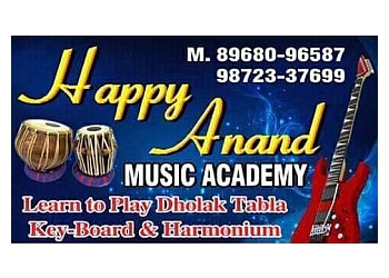 Happy Anand Music Academy