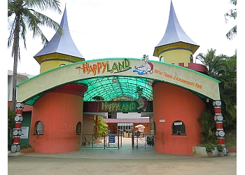 Happyland Water Theme & Amusement Park